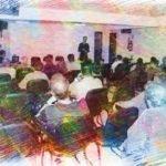 Reunião com a comunidade de Barreiros região da paróquia São Judas Tadeu