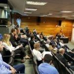 Audiência Pública para a discussão do sistema de transporte integrado de transporte