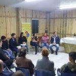 Reunião no Loteamento Tarumã