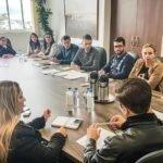 Reunião com o Conselho Tutelar de São José sobre o PAEFI