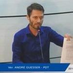 Requerimento – Pedido de informações sobre a publicidade em São José