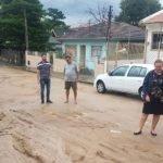 Vereador na rua – Pavimentação da rua Pedro Bunn