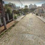 Rua Tenente Caminha em Barreiros